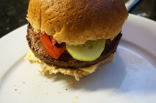hamburgersklaar