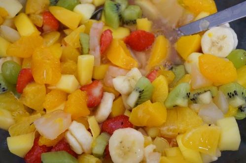 kerstavondfruit