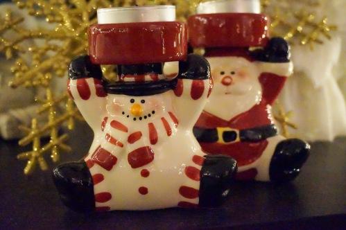 kerstslaapkamerkaarsjes